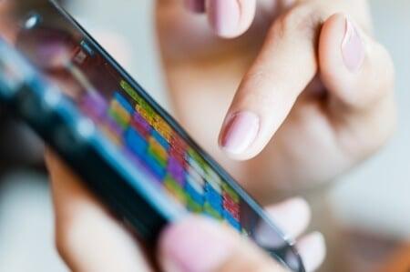 אפליקציה או אתר מותאם