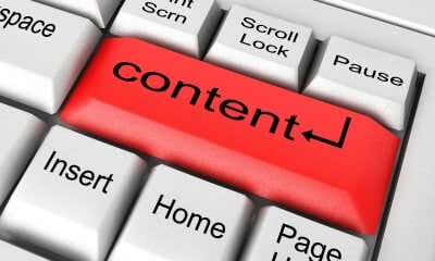 לייצר תוכן לאתר