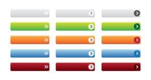 עיצוב כפתור לאינטרנט