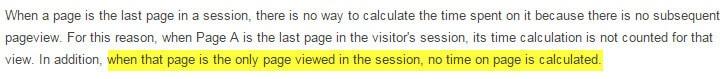 על הסבר על זמן שהייה מתוך האתר של גוגל