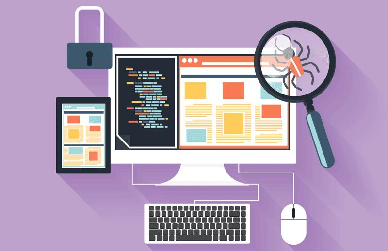 בדיקת תקינות הקוד באתר