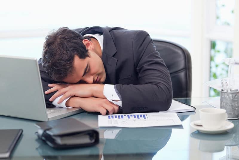 עייפות במשרד