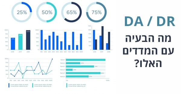 הבעיה עם מדדי DA/DR