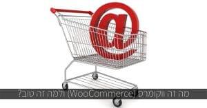 מה זה ווקומרס (WooCommerce) ולמה זה טוב?