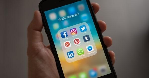 קישורים מרשתות חברתיות