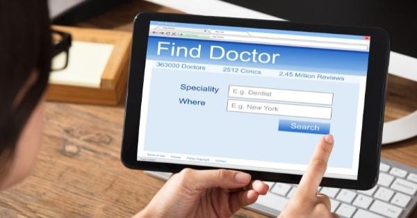 דגישם חשובים לבניית אתרים לרופאים